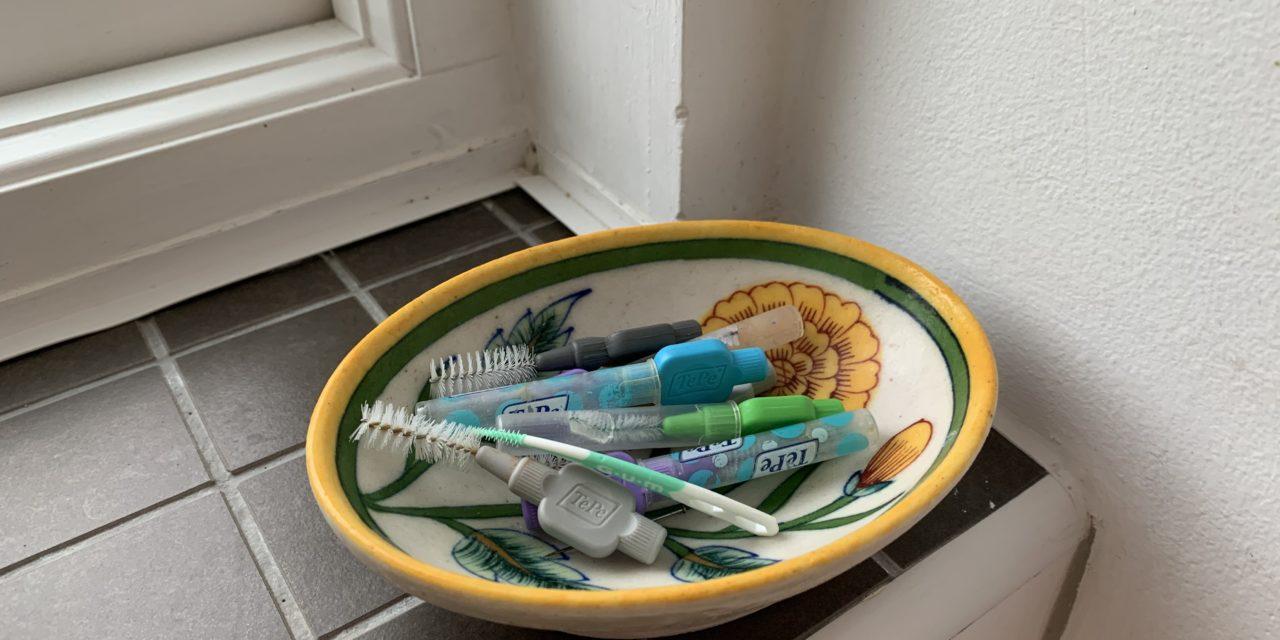 Ska man verkligen behöva 6 olika tandborstar?