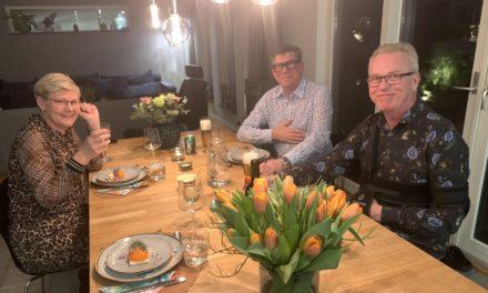 Vad gör man när hela Sverige går in i krisberedskap?