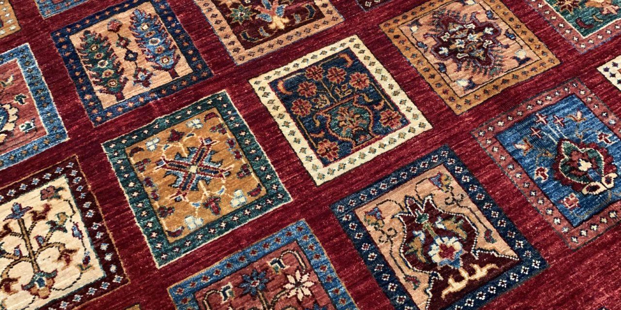 Hmmm, hur smart är det egentligen att spontanköpa en äkta matta?