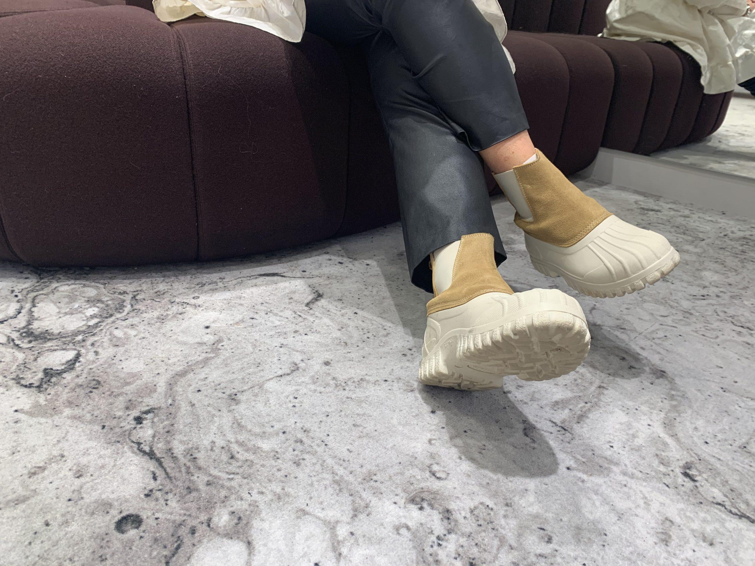Sjukt nöjd med mina nya boots från Diemme